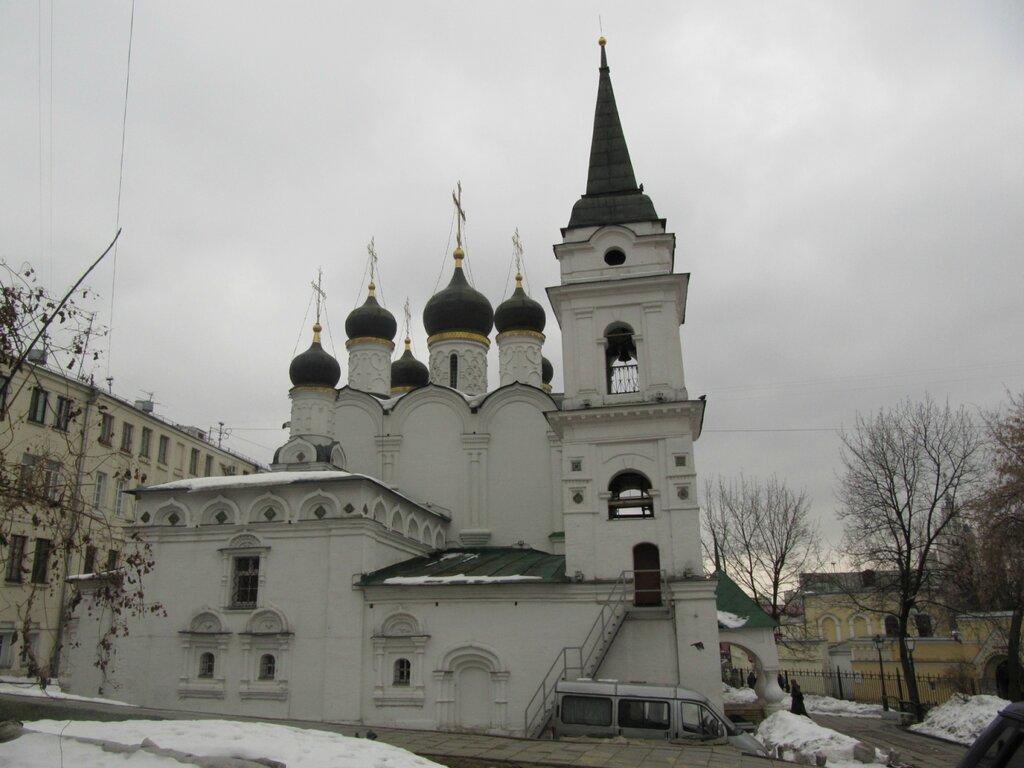 Церковь Владимира в Старых садах