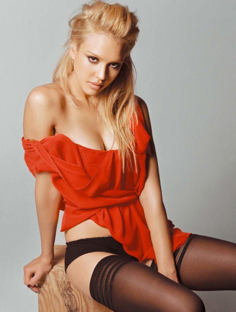 модель Джессика Альба / Jessica Alba