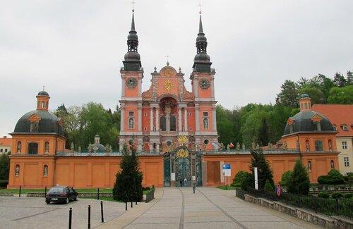 церковь в Свенте Липке, фото Р. Римша, 2012 г.