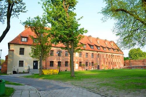 Замок Эльбинг, фото А. Лялюлина, 2012 г.