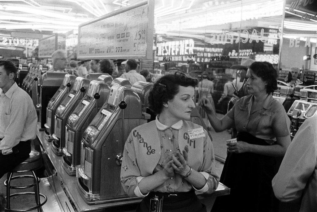 Las Vegas, 1955