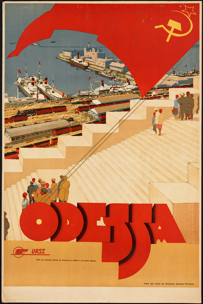 Odessa 1910-1959