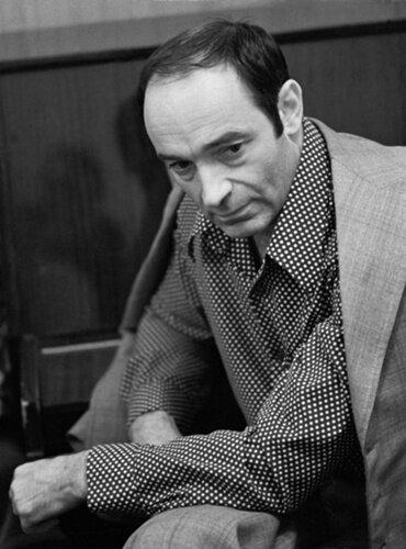 Валентин Гафт.Фото Валерий Христофоров,1979