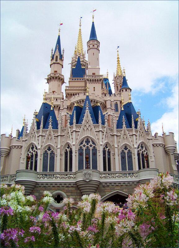 Замок Золушки