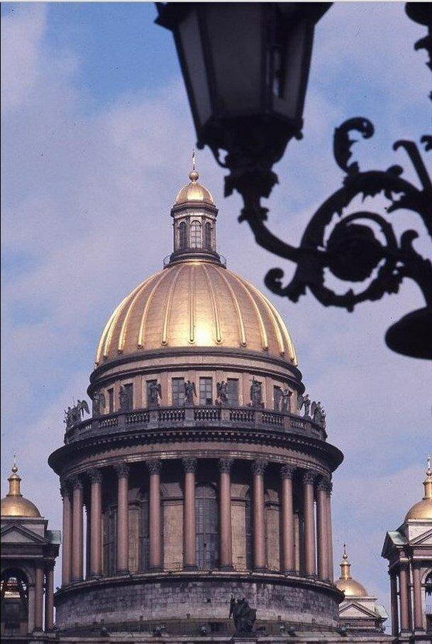 09. Купол Исаакиевского собора