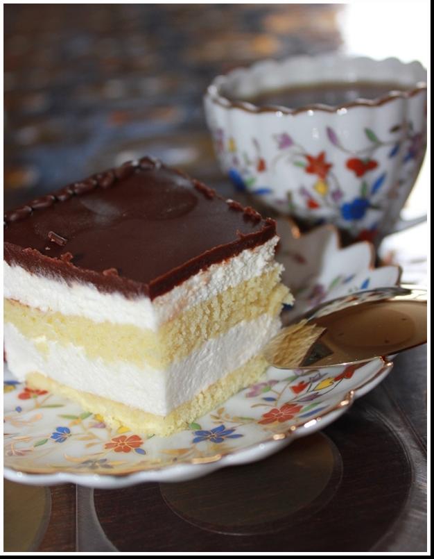 торт птичье молоко фото рецепт