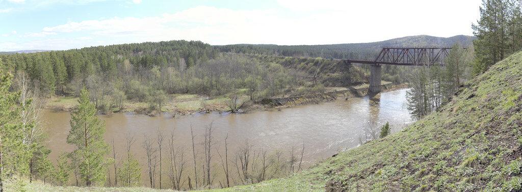 река Ай в Кусе
