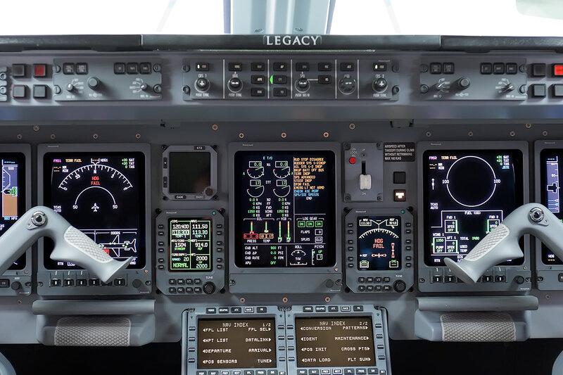 Embraer ERJ-135BJ Legacy 600 (VP-BGL) RusJet DSC_1010
