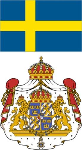 герб швеции