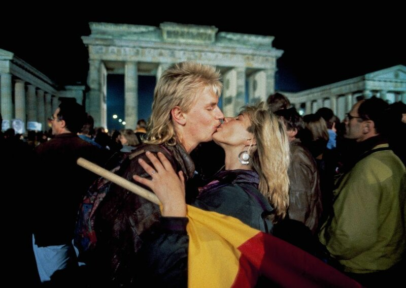 Berlin. October 3, 1990. Celebration of re-unification TH.jpg