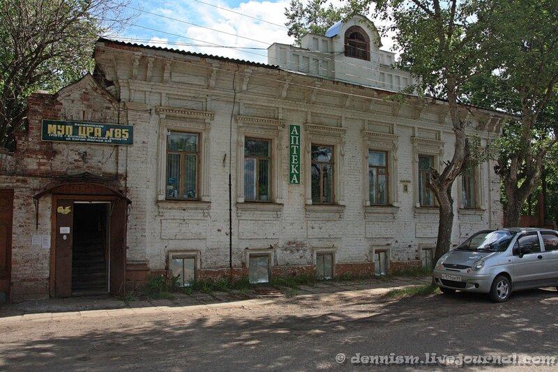 11. Калязин, улица Карла Маркса.