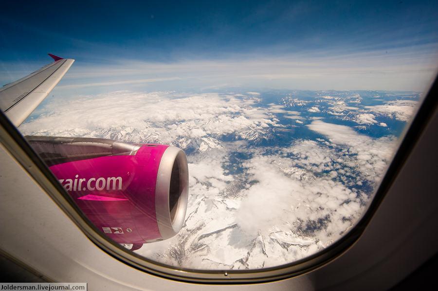самолетом в барселону