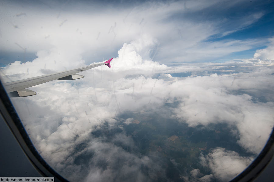 облака фото