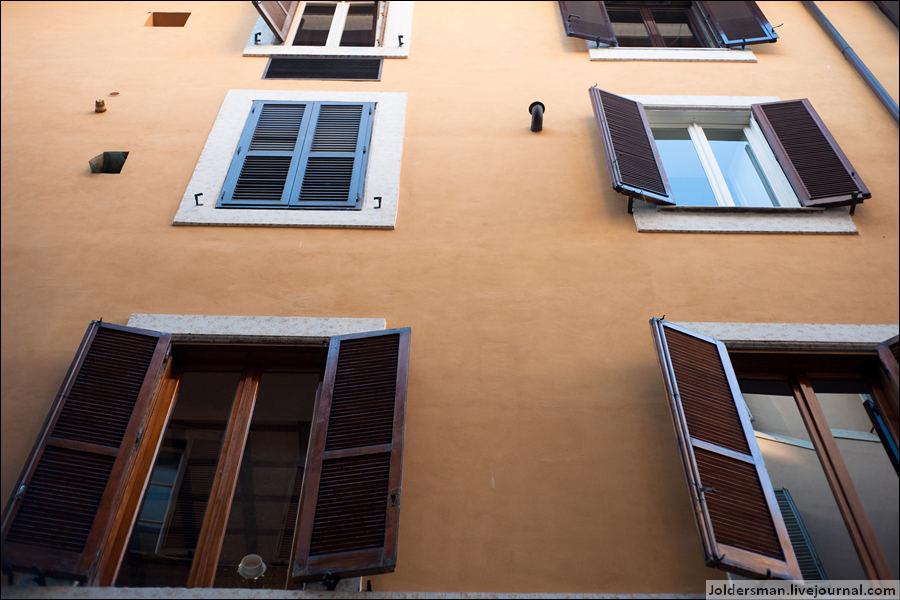 улицы Рима