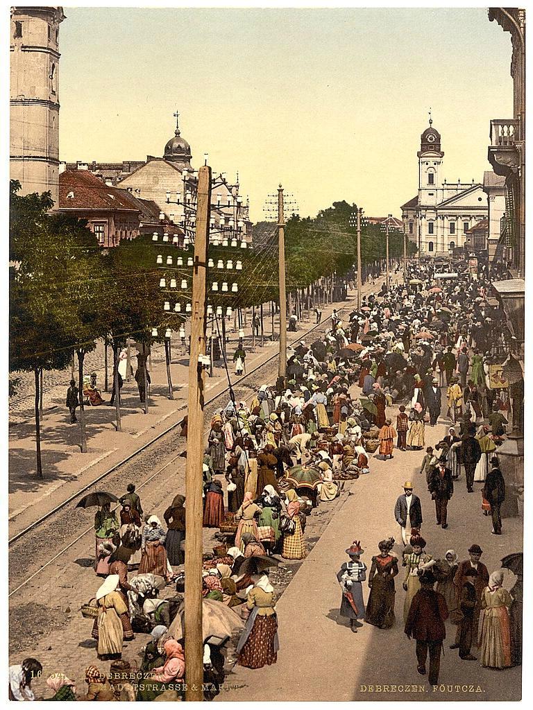 0 66561 7dd3a78f orig Венгрия в 1890   1900 годах