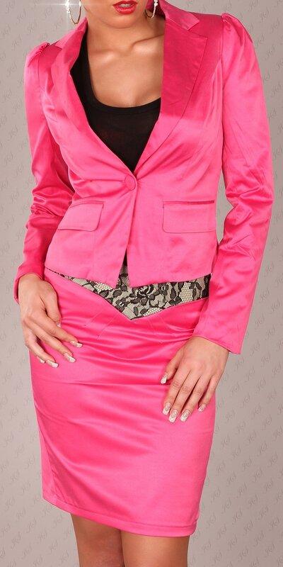 Атласная женская одежда 4