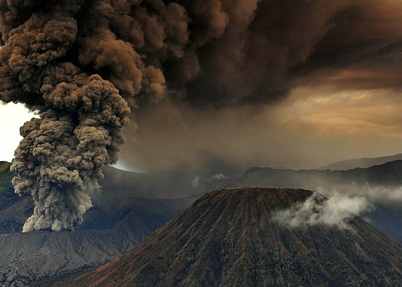 Извержения вулканов | Фотографии