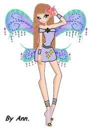 Новая фея клуба Winx+ее арты :) (Я сама их делала .__.)