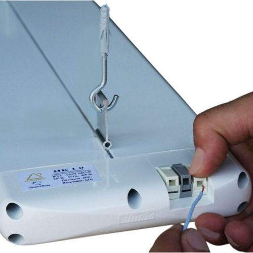 Монтаж провода и потолочное крепление Алмак ИК-8 (Almac ИК-8)