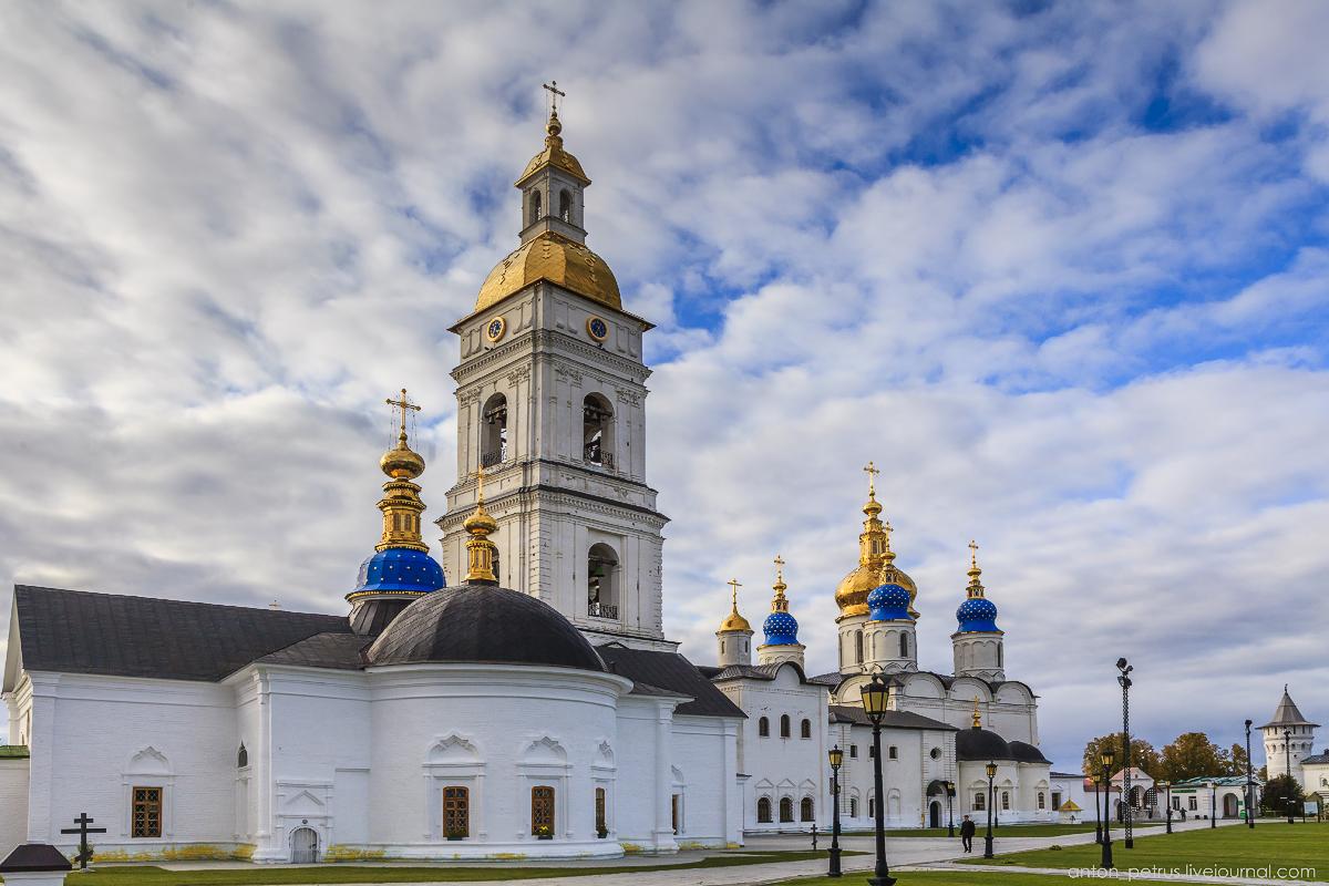Тобольск - сердце Сибири