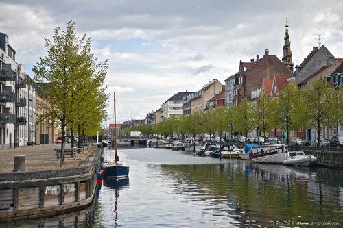 Королевский город у входа на Балтику. Копенгаген.