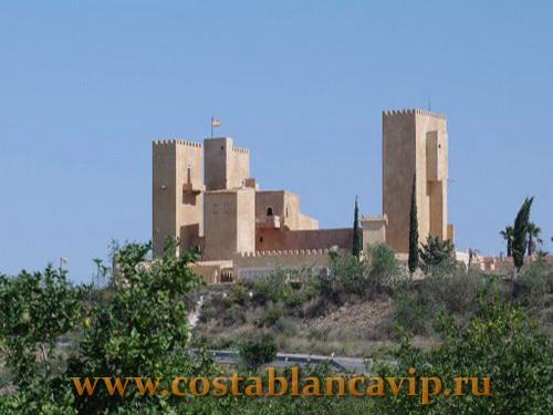 Замок в Торревьехе, замок в Torrevieja, ресторан в Торревьехе, ресторан в Аликанте, онель в Аликанте, отель в Торревиехе, недвижимость в Аликанте, недвижимость в Испании, CostablancaVIP, коммерческая недвижимость, недвижимость от собственника, бизнес в Испании, элитная недвижимость