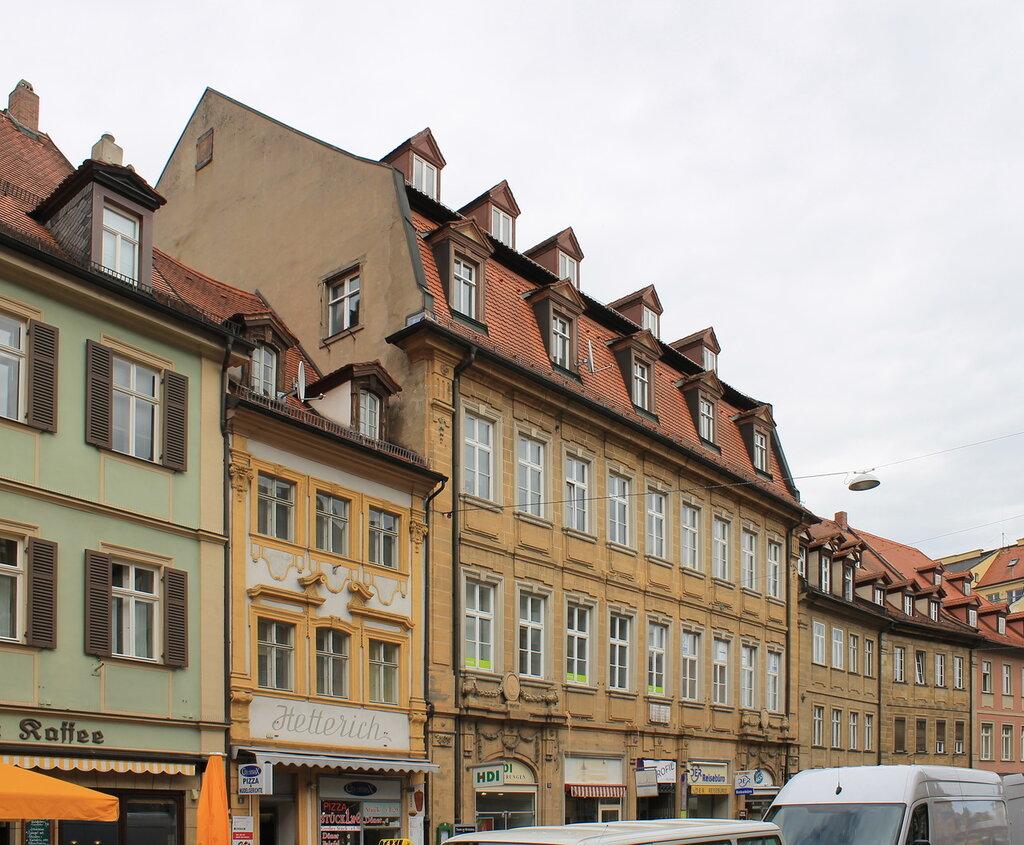 Бамберг. Ланге штрассе (Lange Straße)