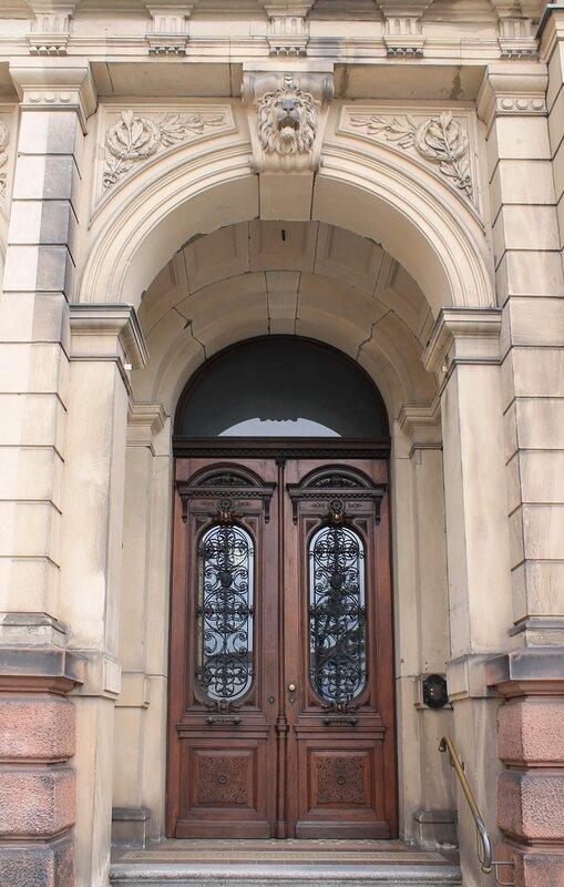 ББамберг. Немецкий городской дом (Deutsches Bürgerhaus)