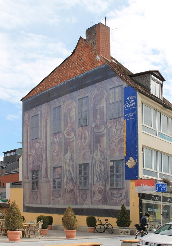 Бамберг. Обере Кёнигштрассе (Obere Königstraße)