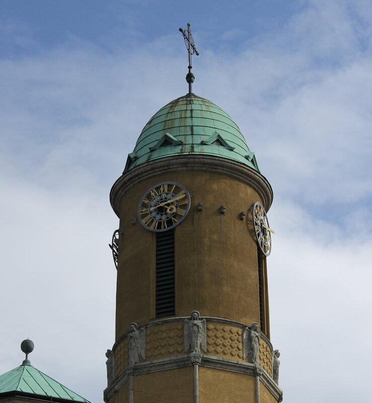 Бамберг. Церковь Святого Отто (St. Otto Kirche)