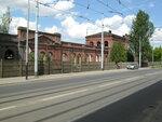 Lodz ruins