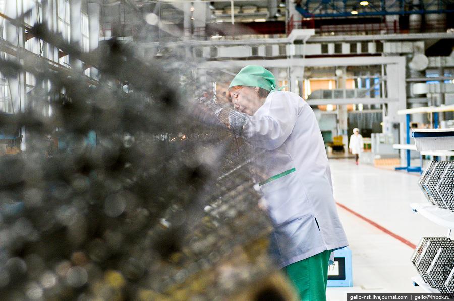 俄罗斯核燃料生产揭秘 - 巡航者 - 军工.科技.新知