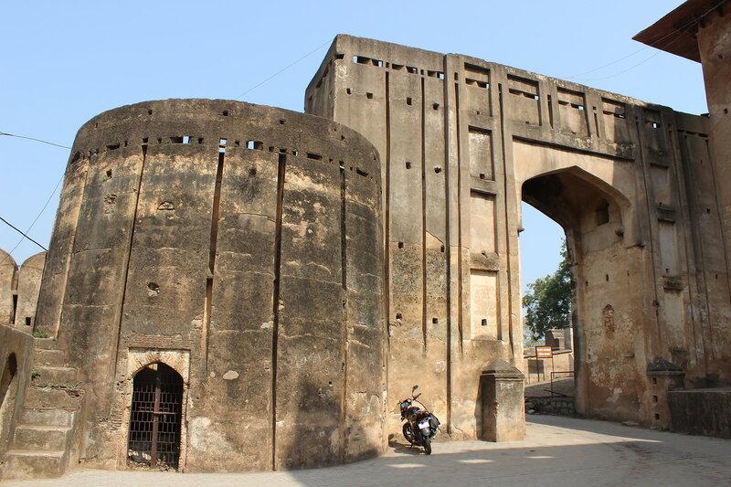 Джахангир Махал (Jahangir Mahal)