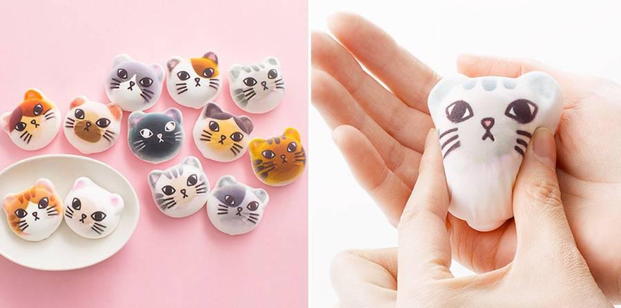 Cute Catshmallows by Felissimo (7 pics)