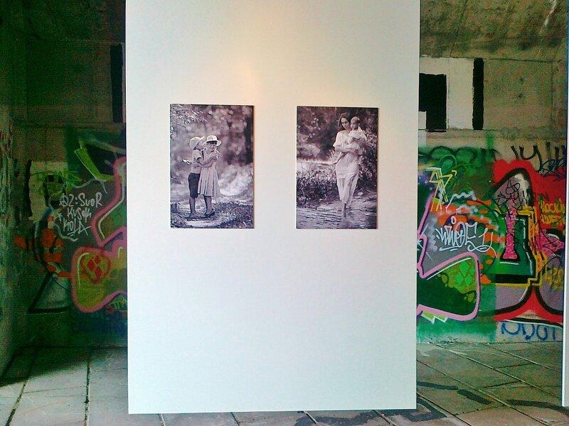 Фото-выставка под Гаванским мостом