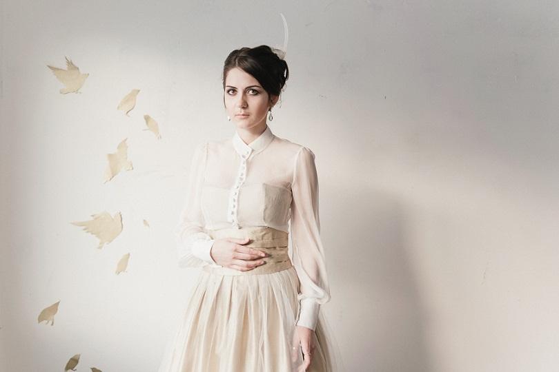 Тургеневские платья для девушек