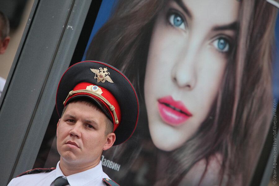 Митинг на проспекте Сахарова 12 июня