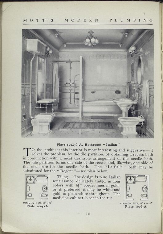 Modern plumbing, no. 6 (1911) (Фото 41)