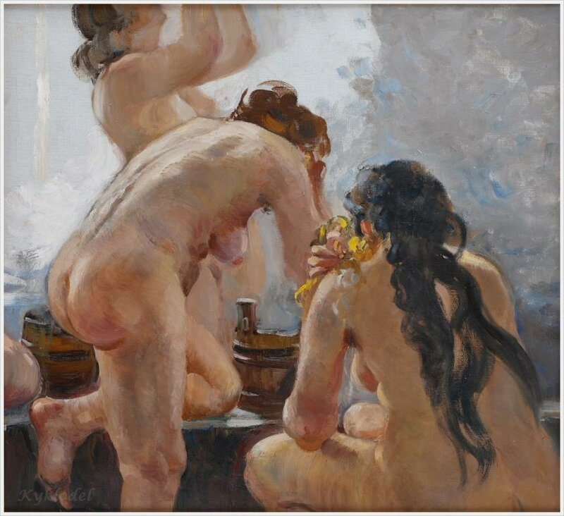 Эротика россии в бани 5 фотография