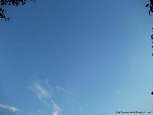 Вечернее небо 6