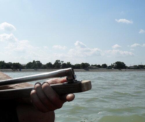 На яхте. Ач. коса.2011-08-05