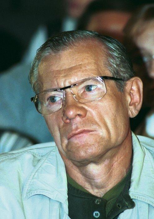 Михаил Жигалов. Фото Владимира Яцины
