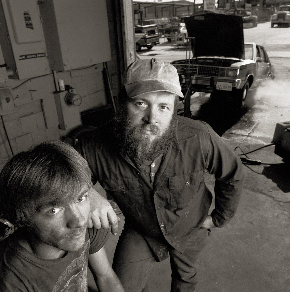 by Robert Holmgren.Oakland, California-1994