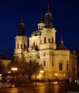 Православный храм святого Николая