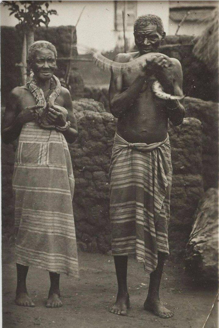 1930. Бенин