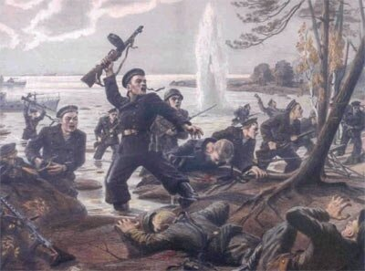 27 ноября 2012 - день Морской пехоты России - Всемирный клуб…