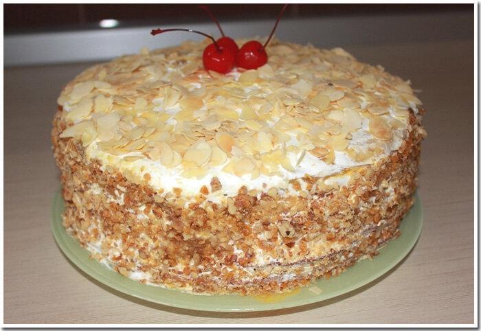 торт молочная девочка фото рецепт