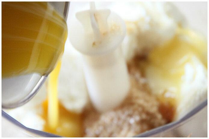 творожно-лимонное печенье фото рецепт