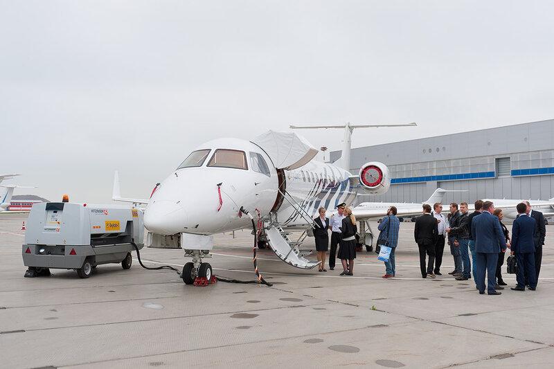 Embraer ERJ-135BJ Legacy 600 (VP-BGL) RusJet DSC_0949
