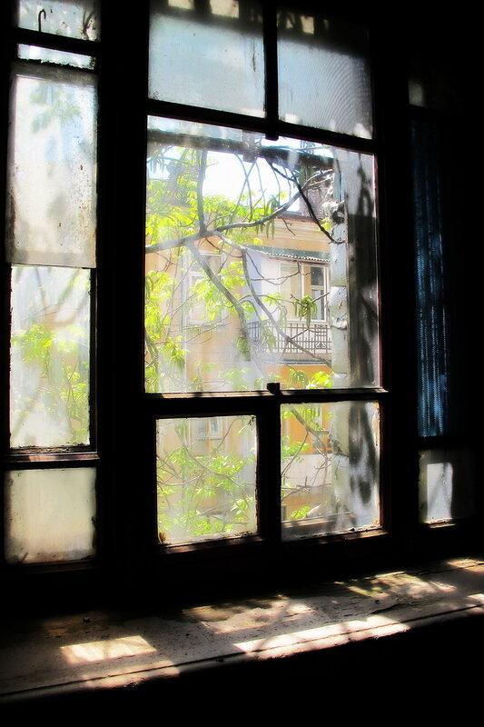 подсмотренное фото в окнах